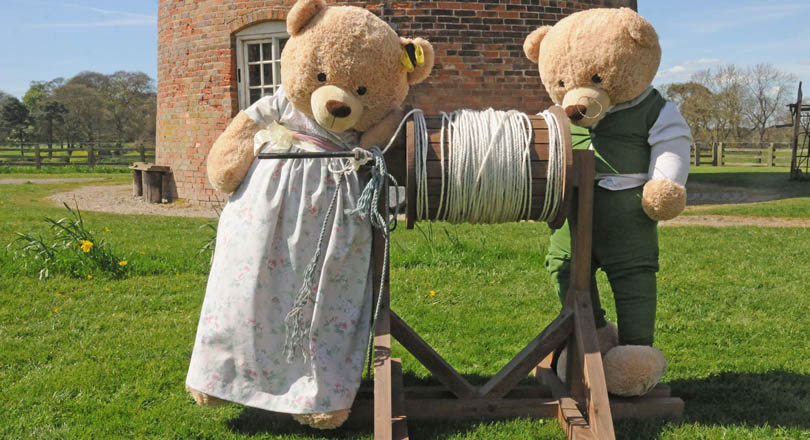 See Teddy and Tess Miller at family heritage events
