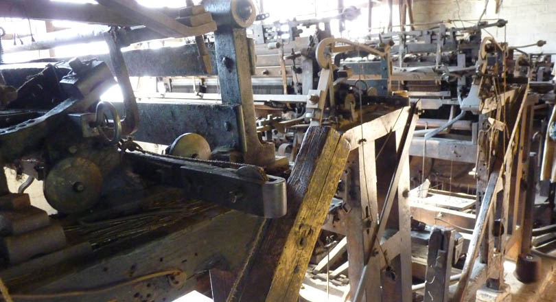 Framework Knitting Machines