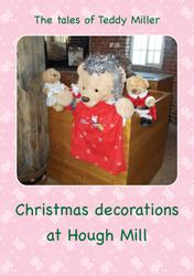 Teddy Christmas Book