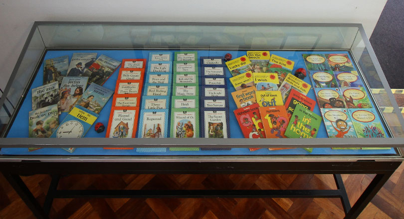 Ladybird Book Exhibition May 2015