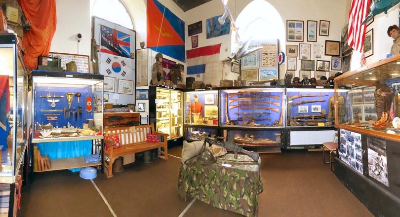 Loughborough Carillon Tower & War Memorial Museum