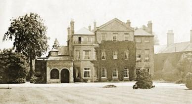 Quorndon Hall 1905