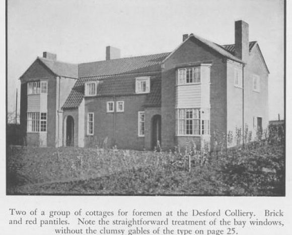 Desford Colliery Houses